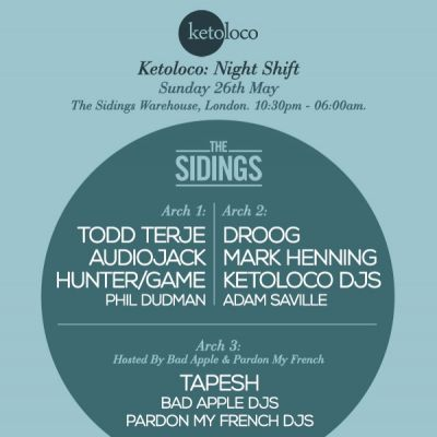 the sidings london sun 26th may 2013 after the unrivalled vibes of the