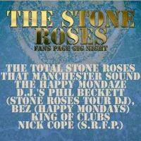 The Stone Roses Fan Page Gig Night November 1st 2014 Manchester