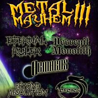 Metal Mayhem at Infinity Bar And Entertainment Suite