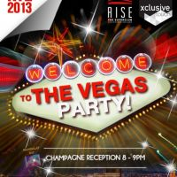 The Vegas Party, New Years Eve 2013