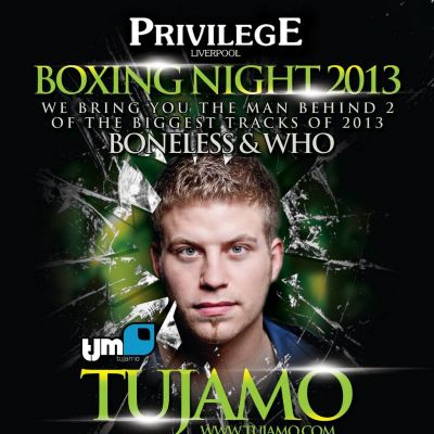 DJ TuJamo (Boneless) at Club Privilege