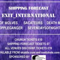LIVERPOOL CALLING (Shipping Forecast stage) at The Shipping Forecast