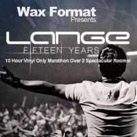 Wax Format Presents 15 Years of Lange at Sound Control