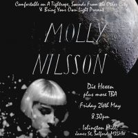 Molly Nilsson at Islington Mill
