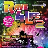 Rave4Life 2013 - REVOLUTION Bradford - 80/90s Retro Classics - In Aid of Cancer Research UK at Revolution Bradford