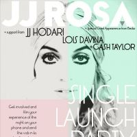 J J Rosa - Manchester Launch Party @ ANTWERP MANSION