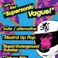 Supersonic Vague at Gatecrasher Nottingham
