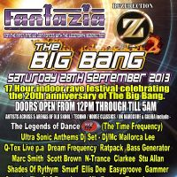 Fantazia - The Big Bang 2 at Bowlers Exhibition Centre, Manchester