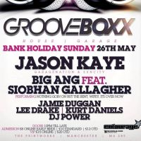 Grooveboxx w/ Jason Kaye & Jamie Duggan at Entourage 