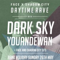 FACE x Shadow City - Daytime Car Park Rave with DARK SKY & YOUANDEWAN at Spotlight