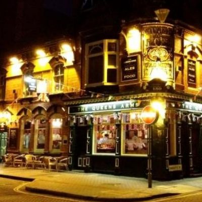 Quiz at The Queens | The Queens Arms Birmingham  | Thu 19th July 2012 Lineup