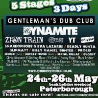 Symmetry Festival ( music and arts ) at The Plough, Nr Peterborough - Events Field