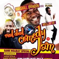 Real Deal Comedy Jam Birmingham Bank Holiday Special at Jongleurs Birmingham Comedy Club