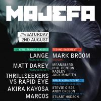 Majefa August Special Trance classics and Techno