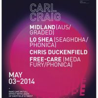 Carl Craig & Midland at Hope Works