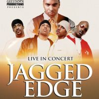 Jagged Edge and Ginuwine live in concert