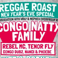 Reggae Roast - New Years Eve Special at Plan B