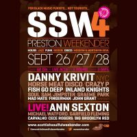 SSW4 The Preston Weekender