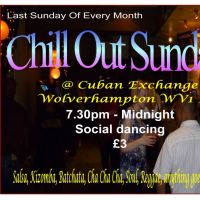 Chill Out Sunday at The Cuban Exchange