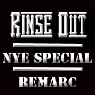 RINSE-OUT | New Years Eve | REMARC | JUNGLORD | NANNY BANTON | More TBA at Mooch