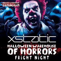 Xstatic Halloween Warehouse Of Horrors - Fright Night