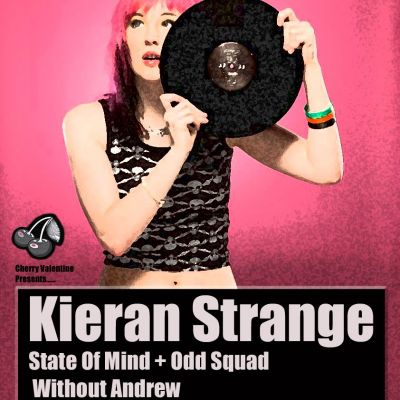 Cherry Valentine Presents Kieran Strange + Guests Tickets | Retro Bar Manchester  | Tue 15th January 2013 Lineup
