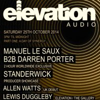 Elevation Audio Presents - A Day of Synergy