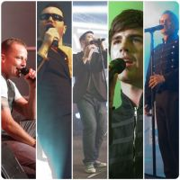 The Greatest - Take That & Robbie Williams tribute at Shropshire And West Midlands Showground