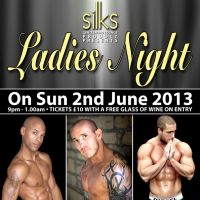 Ladies Night with Flirt at Silks  at Silks Gentlemens Lounge 