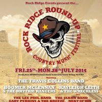 Rock Ridge Country Music Festival at Rock Ridge - Burdon Plain
