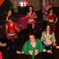 Beginners belly dance classes at Dance City
