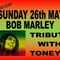 Bob Marley Tribute at St Mary And St Johns Bar