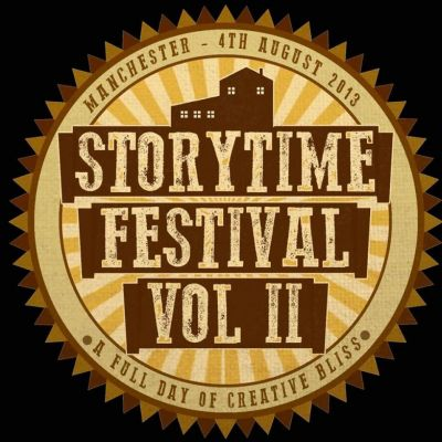 Storytime Festival Vol II + Antwerp Mansion Tickets | Antwerp Mansion Rusholme, Manchester  | Sun 4th August 2013 Lineup