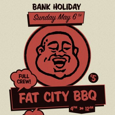 Fat City BBQ   Tickets | Kro Bar Manchester  | Sun 6th May 2012 Lineup