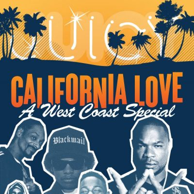 Juicy presents California Love Tickets | The Deaf Institute Manchester  | Fri 12th April 2013 Lineup