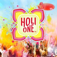 Manchester HOLI ONE Colour Festival at Heaton Park
