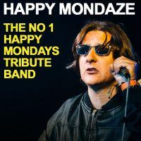 Happy Mondays Tribute Live