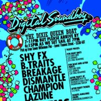 Digital Soundboy Boat Party  at The Dixie Queen 
