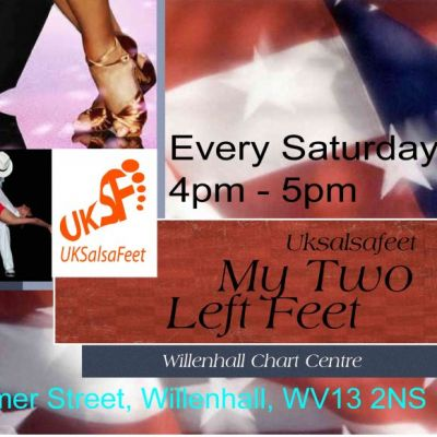 Salsa Dance Class in Willenhall | Willenhall Chart Centre Willenhall  | Sat 18th August 2012 Lineup