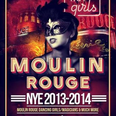 MOULIN ROUGE NYE at Ninety Degrees