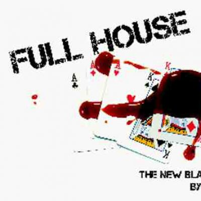 Full House by Mike Heath | The Lowry Salford Quays  | Fri 4th November 2011 Lineup