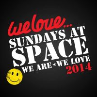 We Love…Sundays at Space - Rudimental (DJ), James Zabiela, Gorgon City, Skream, Bicep, Paul Woolford, Ben UFO