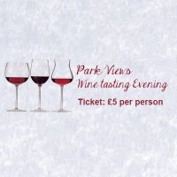 Wine Tasting Evening at Park View Sports Bar  And  Restaurant