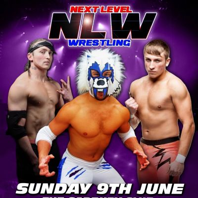 Next Level Wrestling Tickets | The Cadbury Club Birmingham  | Sun 9th June 2013 Lineup