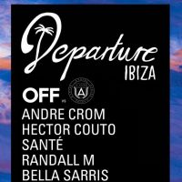 Departure  at Sankeys Ibiza