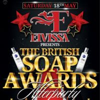 The Soap Star Awards After party 2013 Hosted By EIVISSA at Bijou Club