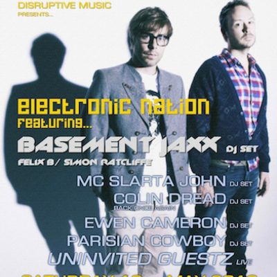 Photo album of 'Basement Jaxx ' | Rainbow Warehouse Birmingham  | Sat 19th May 2012