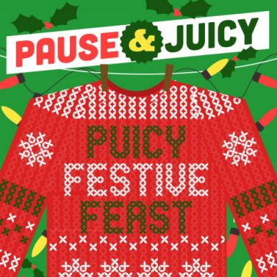 Puicy Festive Feast at The Shipping Forecast