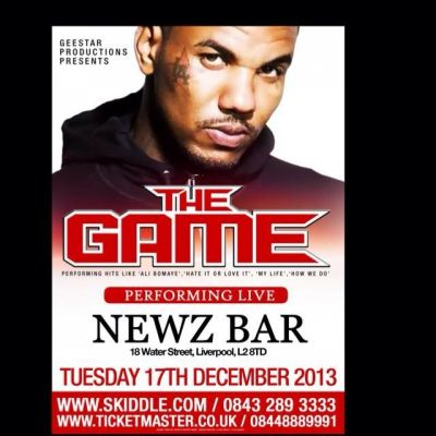 The Game at The Newz Bar