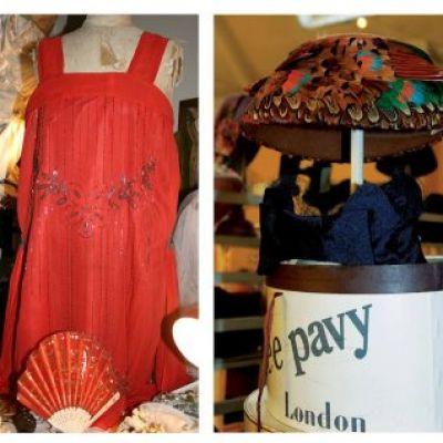 Anita's Vintage Fashion Fair Tickets | 20th Century Theatre London  | Sun 18th March 2012 Lineup